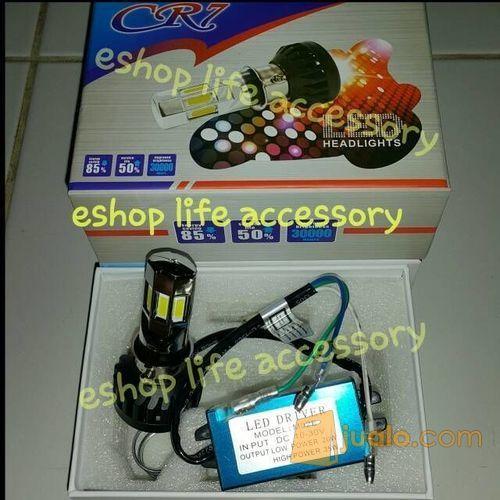 Led 6 Sisi 2 Set /Sepasang untuk reflektor dual keen headlamp lampu (5706775) di Kota Jakarta Barat