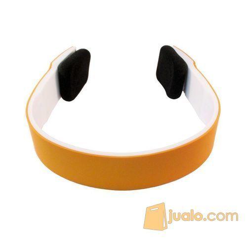 Bluetooth Headset Two Channel MP3 Music Headphone - BTH-401 (5707591) di Kota Jakarta Barat