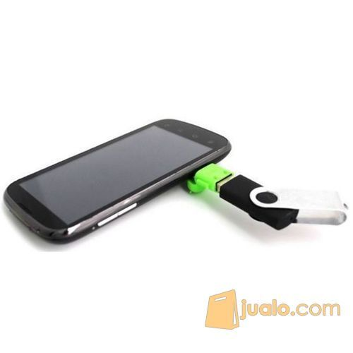 Android Robot Micro USB OTG Smart Card Reader Connection Kit konektor (5709617) di Kota Jakarta Barat