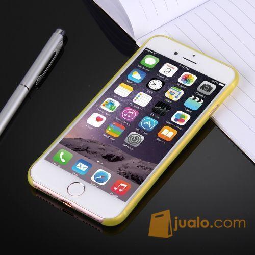 0.3MM ULTRA THIN SEMI HARDCASE IPHONE 7 PLUS YELLOW (5710245) di Kota Jakarta Barat