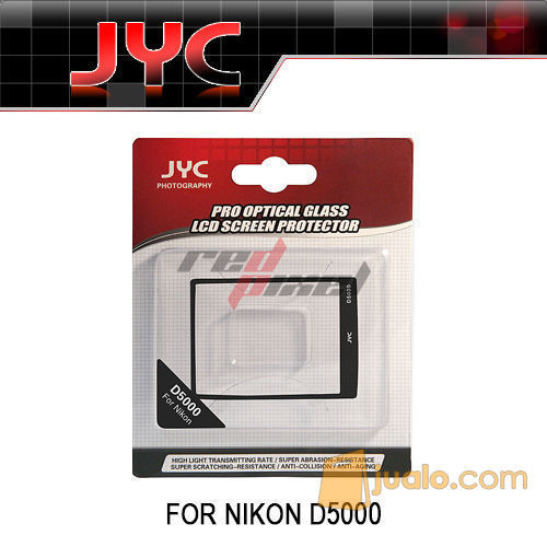 JYC SCREEN PROTECTOR FOR NIKON D5000 (5713663) di Kota Jakarta Barat