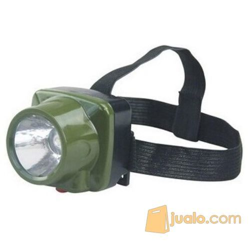 Military Waterproof Headlamp LED Cree (5714213) di Kota Jakarta Barat