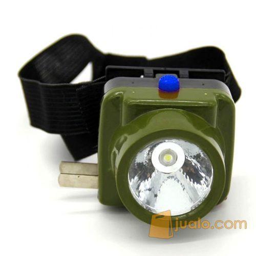 Military Waterproof Headlamp LED Cree (5714251) di Kota Jakarta Barat