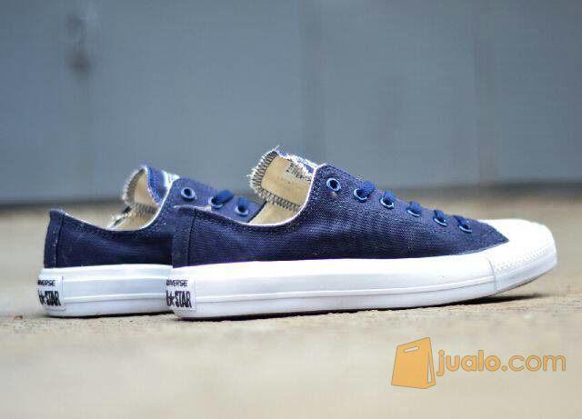 Sepatu casual keren converse chuck taylor 2 putih (5715185) di Kab. Bandung