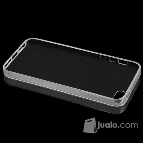 TRANSPARENT TPU JELLY CASE IPHONE 5 / 5S / SE CLEAR (5717335) di Kota Jakarta Barat