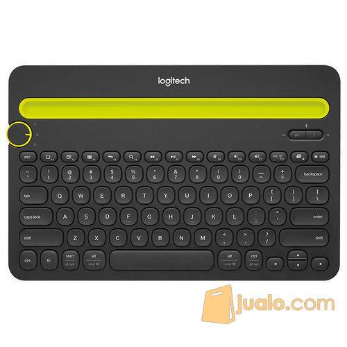 Logitech Bluetooth Multi Device Keyboard - K480 komputer/Pc (5718191) di Kota Jakarta Barat