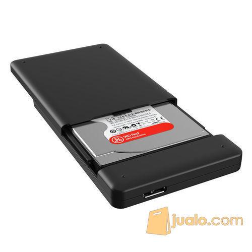 Orico 1-Bay 2.5 Inch External HDD Enclosure SATA 2 USB 3.0 (5738989) di Kota Bogor