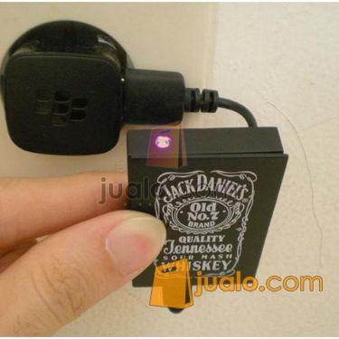 korek Charger elektrik tipe kartu, senter UV (aneka motif) (575630) di Jakarta