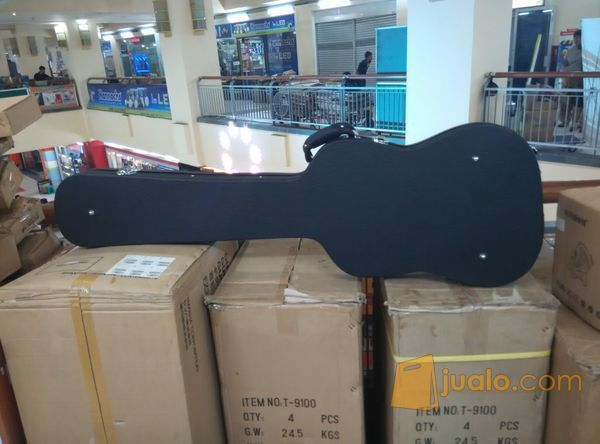 Hardcas Gitar Bass Kulit (5775209) di Kota Jakarta Barat