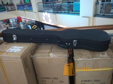Hardcas Gitar Bass Kulit (5775227) di Kota Jakarta Barat