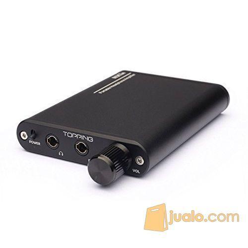 Topping NX1A Portable Headphone Amplifier (NX1 Upgrade Version) (5783763) di Kota Jakarta Barat