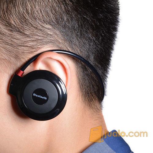 Universal Wireless Stereo Bluetooth Sport Headset Microphone -Mini503 (5784507) di Kota Jakarta Barat