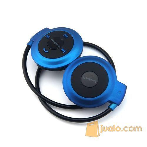 Universal Wireless Stereo Bluetooth Sport Headset Microphone -Mini503 (5784519) di Kota Jakarta Barat