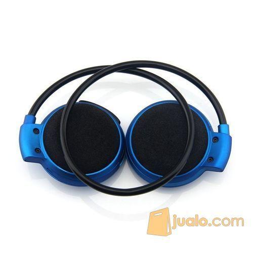 Universal Wireless Stereo Bluetooth Sport Headset Microphone -Mini503 (5784527) di Kota Jakarta Barat
