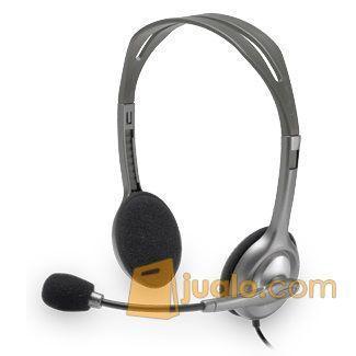 Logitech Stereo Headset - H111/H110 (5789537) di Kota Jakarta Barat