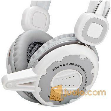 Kinbas High Quality HiFi Gaming Headset with Microphone - VP-T7 (5791085) di Kota Jakarta Barat