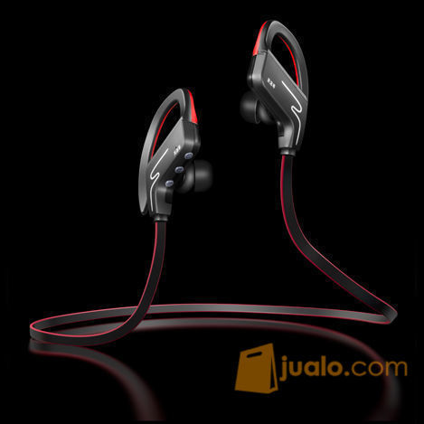 Phrodi Sport Bluetooth Earphone with Microphone - SP-6 (5805243) di Kota Jakarta Barat