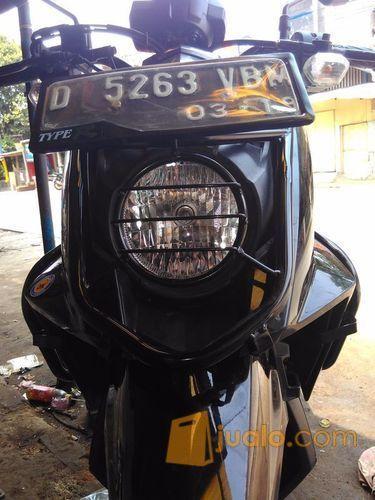 TUBULAR / GUARD SET / PELINDUNG BODY X RIDE HITAM (5813789) di Kab. Bandung