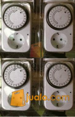 Colokan Charger Timer analog (24 Jam) (583363) di Kota Jakarta Pusat