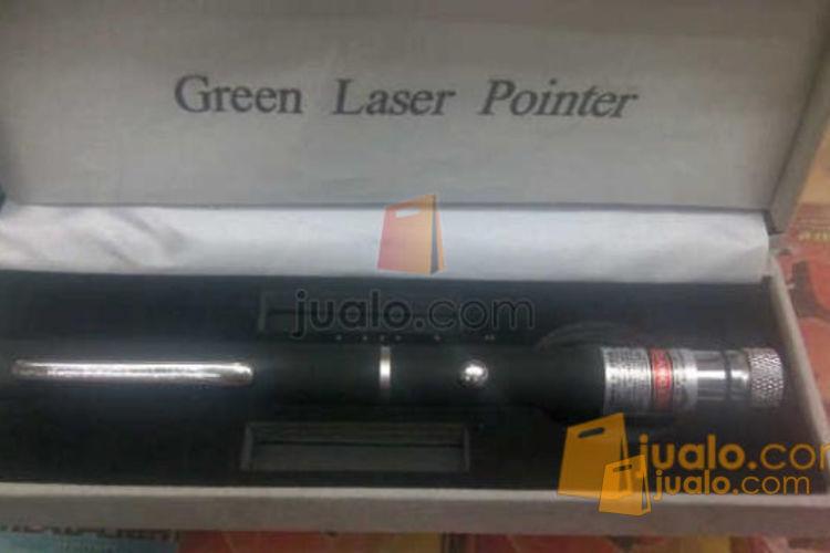 Green laser Pointer laser hijau 1 mata (584277) di Kota Jakarta Pusat