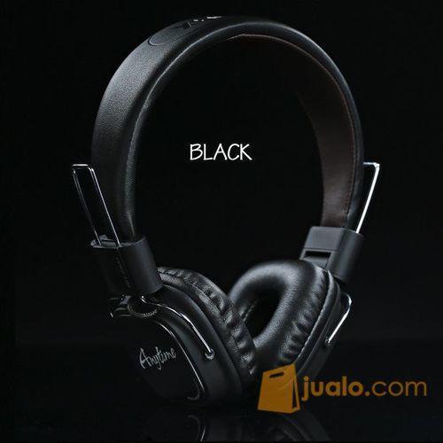 Remax Profesional Monitoring Headphone with Microphone Headset dan Mic (5846095) di Kota Jakarta Barat