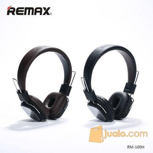 Remax Profesional Monitoring Headphone with Microphone Headset dan Mic (5846099) di Kota Jakarta Barat