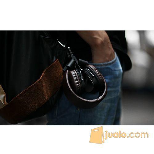 Remax Profesional Monitoring Headphone with Microphone Headset dan Mic (5846103) di Kota Jakarta Barat