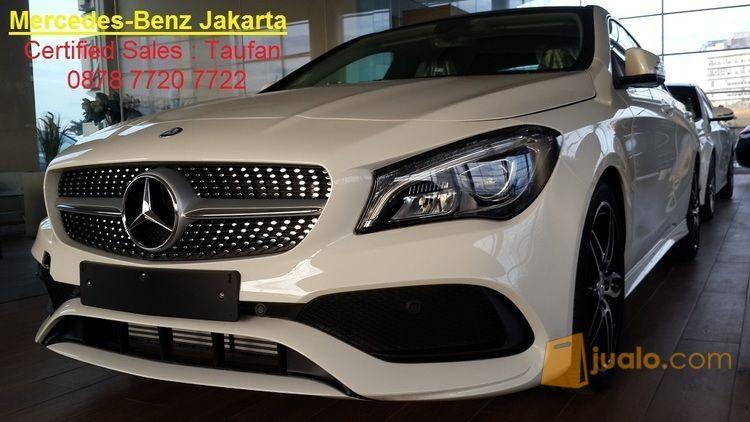 Mercedes-Benz CLA 200 AMG FL 2016 Harga Menarik Ready Stock (5860517) di Kota Jakarta Selatan
