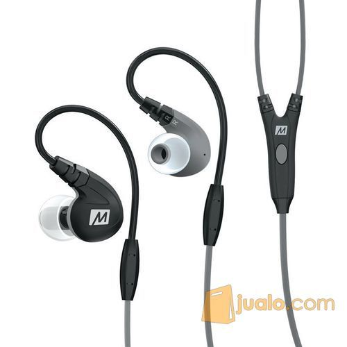 MEElectronics M7P Secure-Fit Sports In-Ear Headphones with Mic Remote (5871487) di Kota Jakarta Barat