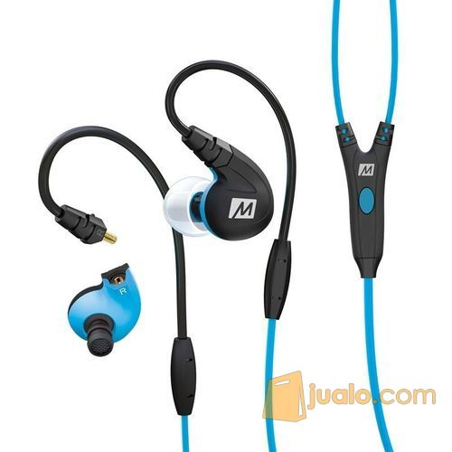 MEElectronics M7P Secure-Fit Sports In-Ear Headphones with Mic Remote (5871509) di Kota Jakarta Barat