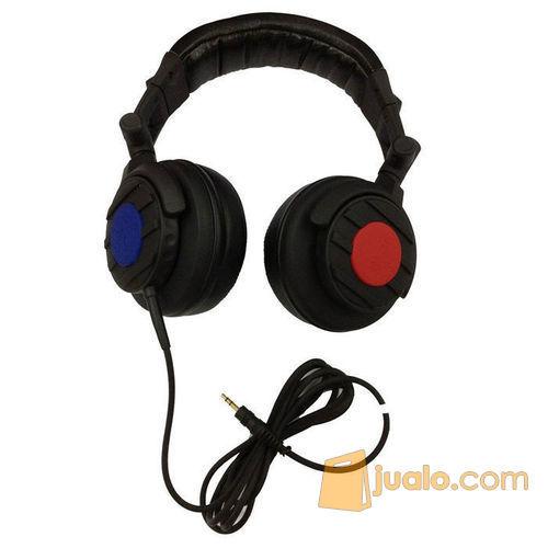 Eartronic AudioMed Headphone - Black (5920301) di Kota Jakarta Barat