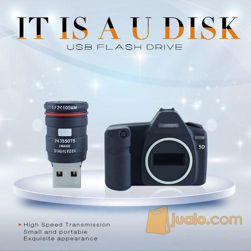 SLR Camera Canon Shape USB 2.0 Flashdisk 16GB USB Flashdisk (5952821) di Kota Jakarta Barat