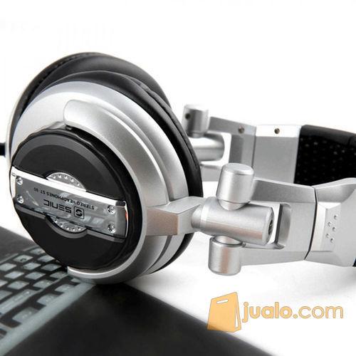 Sennic Foldable Hifi Headphones Super Bass - ST-80 (5955235) di Kota Jakarta Barat