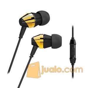 MEElectronics M-Duo In-Ear Headphone + Inline Microphone + Remote DD53 (5961161) di Kota Jakarta Barat