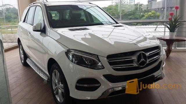 New Mercedes-Benz GLE 400 Exclusive 9G-Tronic 2016 Harga Menarik Ready Stock (5968317) di Kota Jakarta Selatan