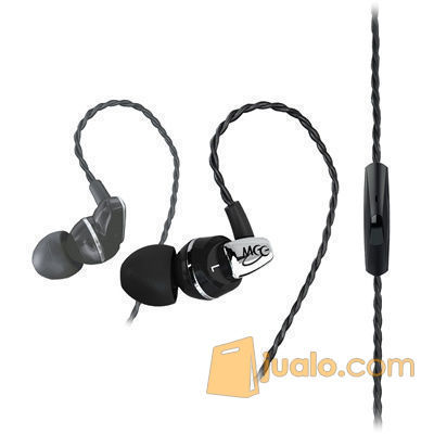 MEElectronics In-Ear Headphone with Inline Microphone and Remote A151P (5972099) di Kota Jakarta Barat