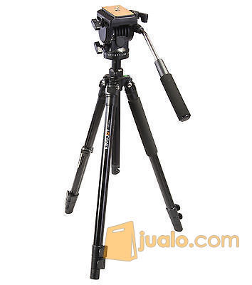 Kingjoy VT1200 Video Tripod VT Series (6023817) di Kota Lubuk Linggau