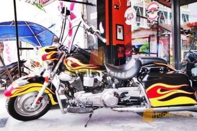 Jual Moge Ruby Modifikasi Harley Davidson Bekasi Jualo