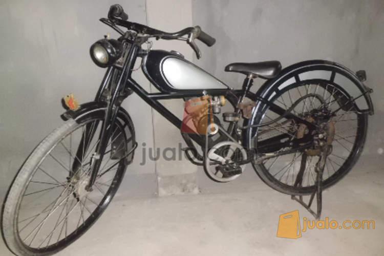 Sepeda Modifikasi 30cc Yogyakarta Jualo