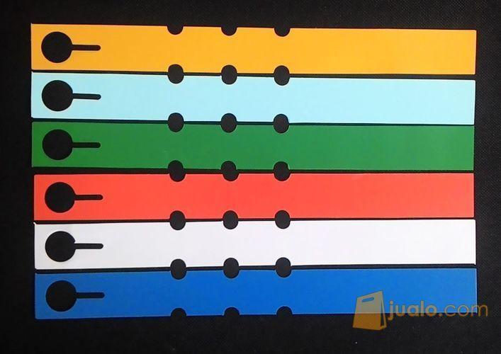 Label Tanaman (Slip On) Mix Colours (6569825) di Kota Tangerang