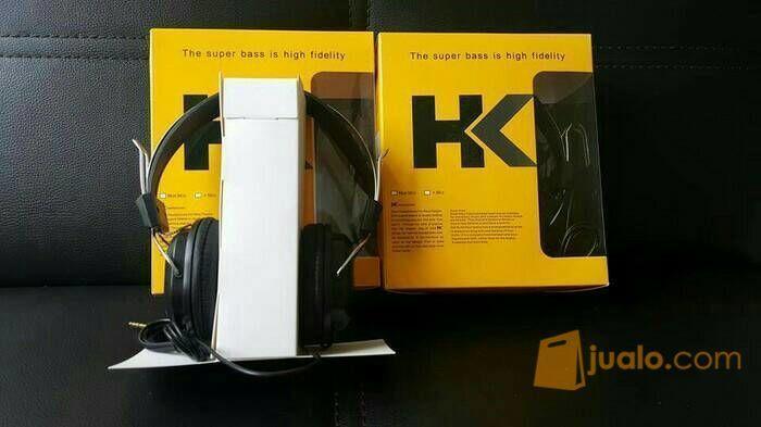 HEADPHONE HK E-94 X-TREAM BASS SUPORT MIC/HEADPHONE BASS/SUPER BASS (6586555) di Kota Depok
