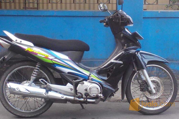 jual murah motor honda kharisma spesial (672816) di Kota Jakarta Pusat