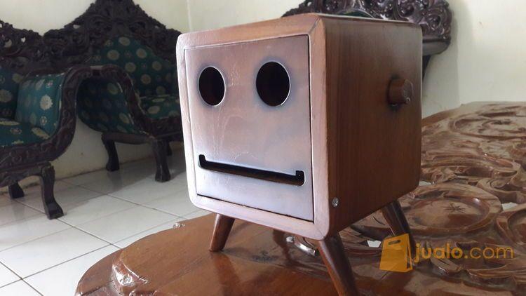 Kotak tissue smile kebutuhan rumah tangga perlengkapan rumah 6750927