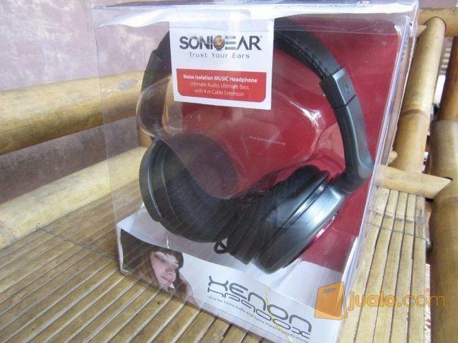 Headset Sonicgear Xenon HP 900X (6759091) di Kota Jakarta Barat