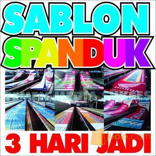 spanduk & umbul-umbul kain sablon (6831971) di Kab. Bantul
