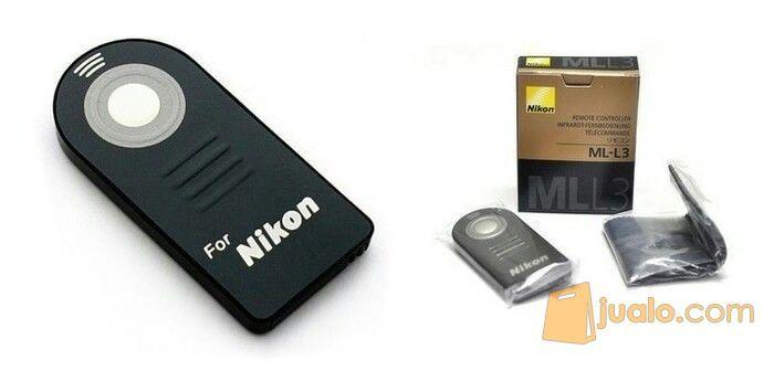 Ready RC Nikon Infrared Remote Control ML-L3 (6879049) di Kota Jakarta Timur