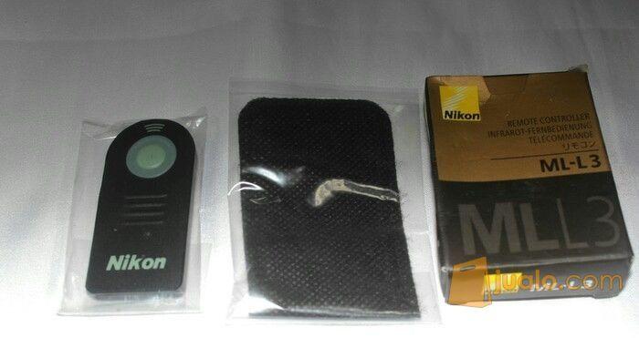 Ready RC Nikon Infrared Remote Control ML-L3 (6879051) di Kota Jakarta Timur