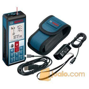 Meteran Laser Digital Bosch GLM 100 C with Bluetooth (7037457) di Kota Jakarta Barat