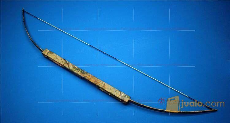 Folding Bow Camouflage/Recurve Bow/Busur Panah Lipat Kamuflase (7037667) di Kota Bekasi