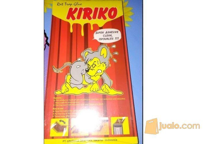 Lem Perangkap Tikus Box Perangkap Tikus Kiriko Lt 121 Bekasi Jualo